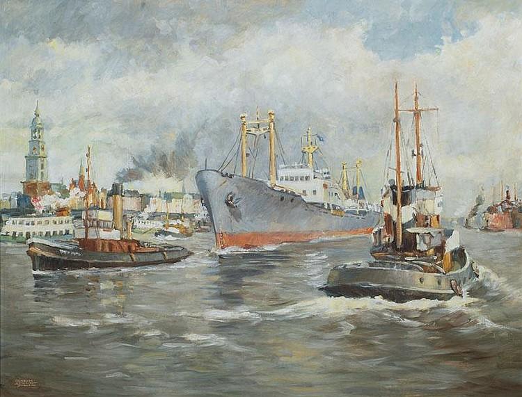 Anton Werner Born: Hamburg 1902 Died: Hamburg 1973