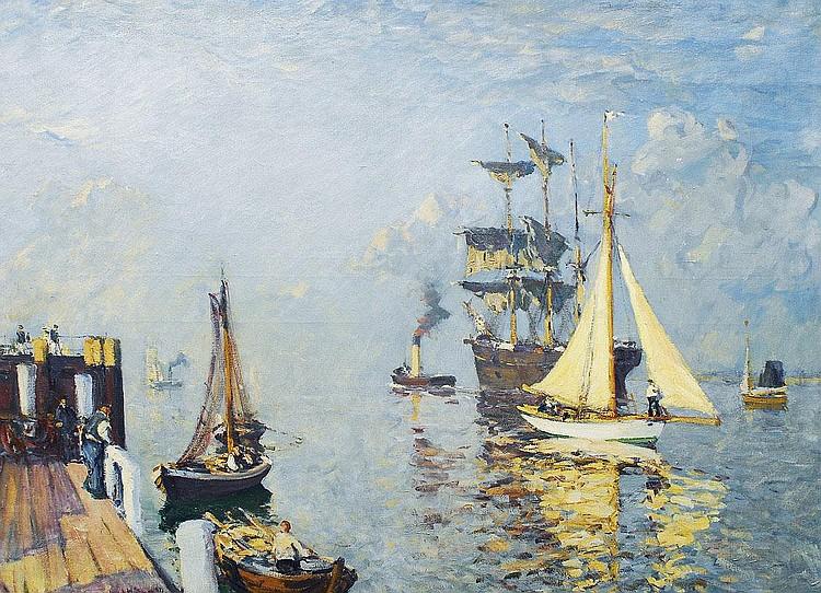 Ulrich Hübner Berlin 1872-1932. Travemuende