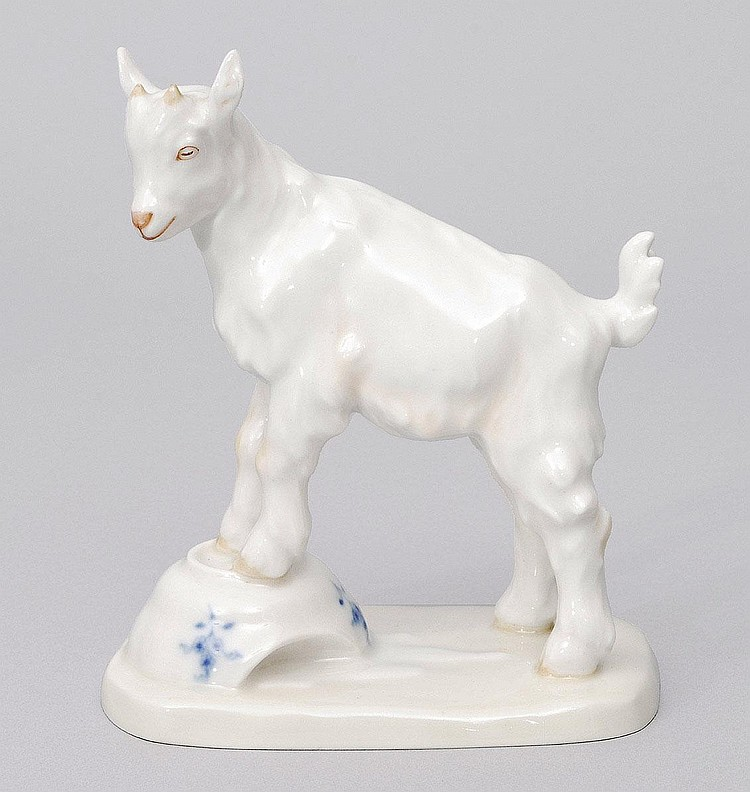 Erich Hösel Annaberg 1869-1951. An animal figure