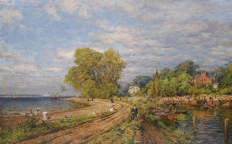 Carl Oesterley d.J. Göttingen 1839-1930. On the