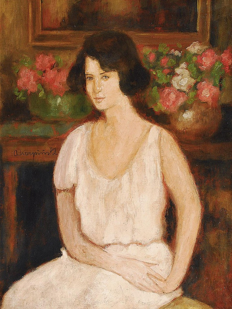 Alfons Karpinski Rozwadów 1875-1961. A portrait of