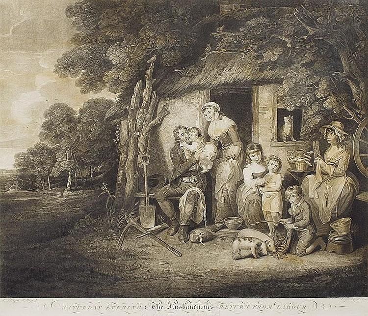 Nutter William 1754 1802 The Husbandman's return