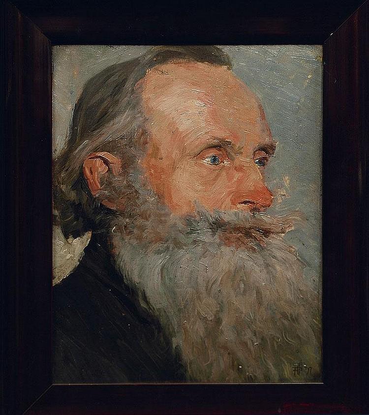 Feddersen Hans Peter Westerschnatebüll 1848