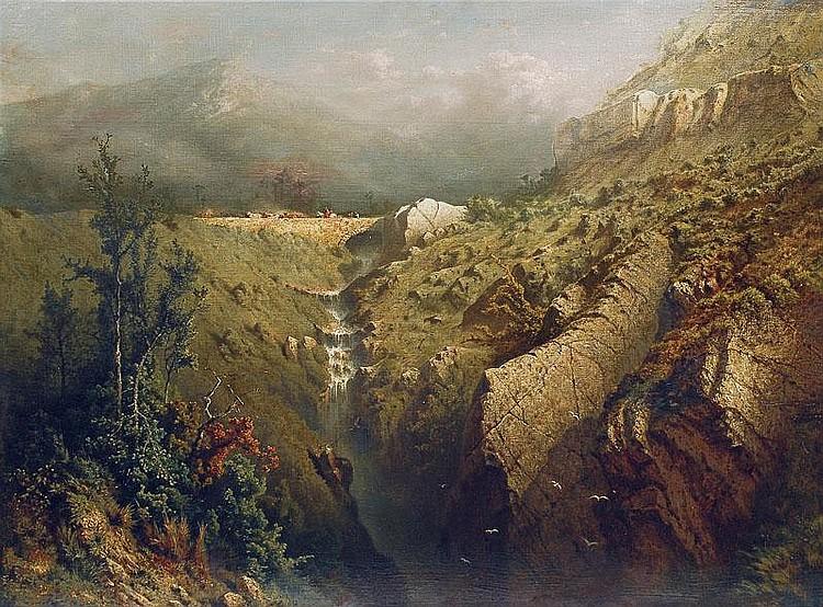 Krüger Eugen Altona 1832 Düsternbrook 1876