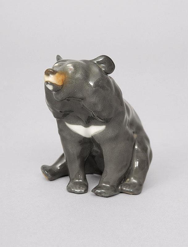 Hösel Erich (Annaberg 1869 - 1951 ) Small figurine