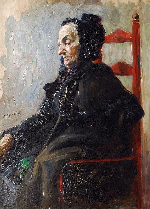 Heitmüller August (Gummer/Hann. 1873 - Hannover