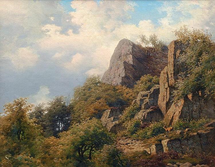 Bartsch Carl Frederik (Kopenhagen 1829 -