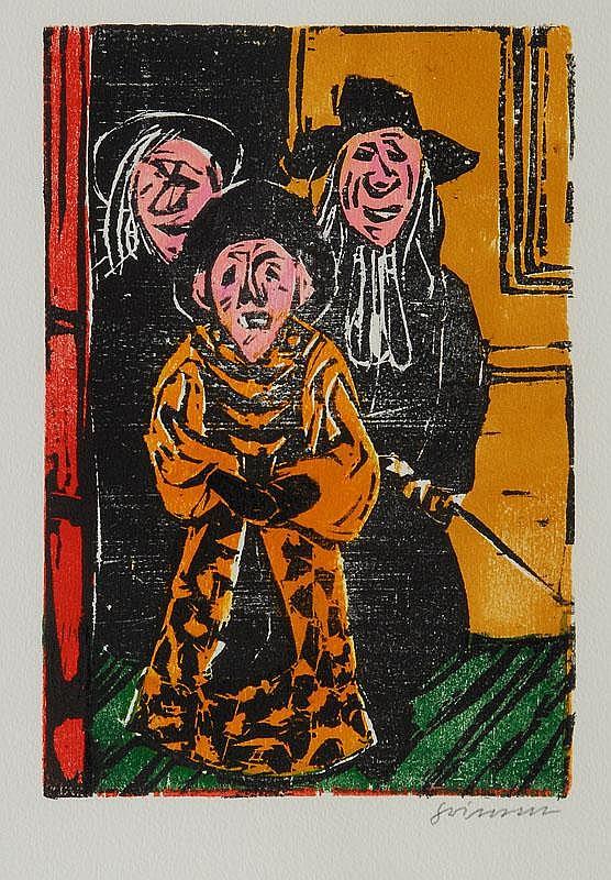 Grimm Willem (Darmstadt-Eberstadt 1904 - Hamburg