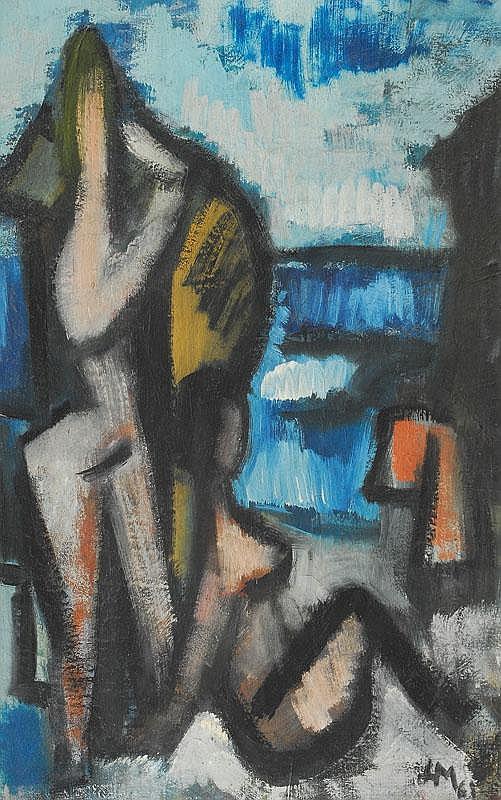 Märksch Helmut (Berlin 1907 - Kampen/Sylt 1980 )