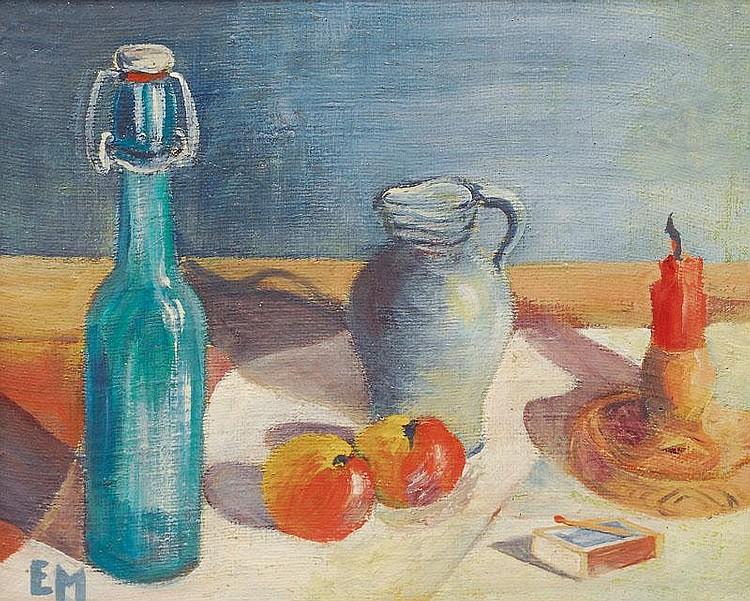 Maetzel Emil (Cuxhaven 1877 - Hamburg 1955 ) Still