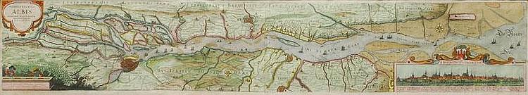 Janssonius Johannes. Arnheim 1588 - Amsterdam 1664