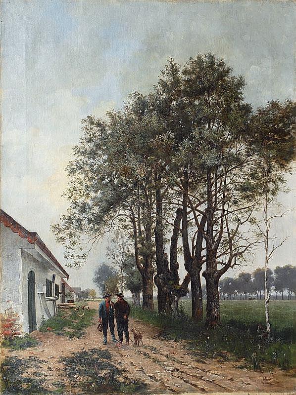 Gietl, Josua von - München 1847 München 1922