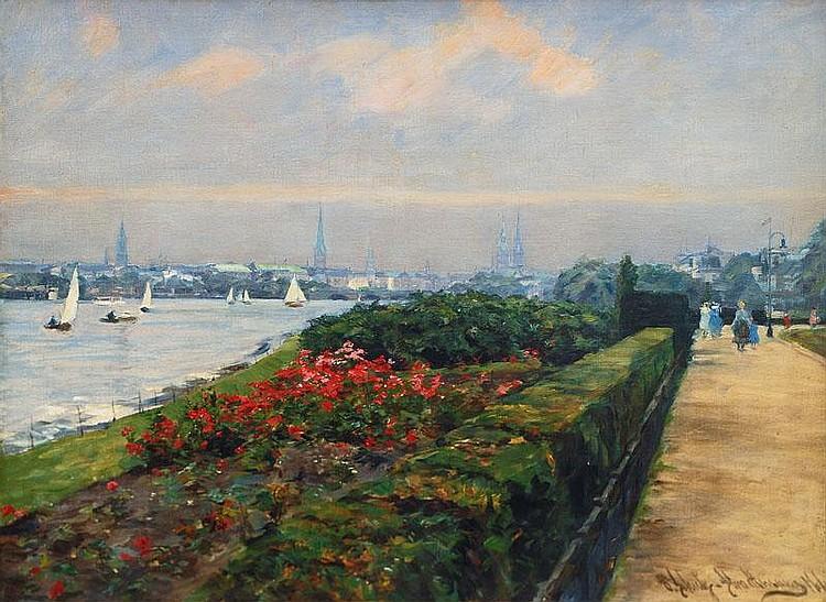 Schulz-Stradtmann, Otto - Hamburg 1892 Hamburg