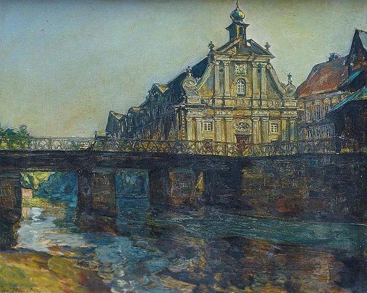 Illies, Arthur - Hamburg 1870 Lüneburg 1952