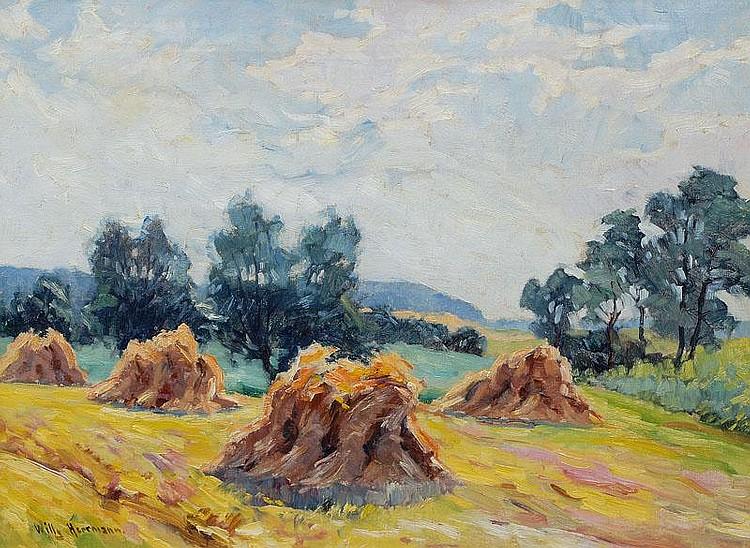 Herrmann, Willy - Spandau 1895 Gatow 1963
