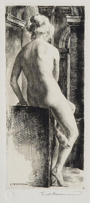 Heermann, Erich - Liegnitz 1880