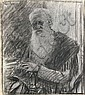 Kalckreuth Leopold Graf von Born: Düsseldorf 1855, Leopold Kalckreuth, Click for value