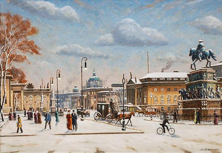 Sewohl Waldemar Born: Wismar 1887 Died: Berlin
