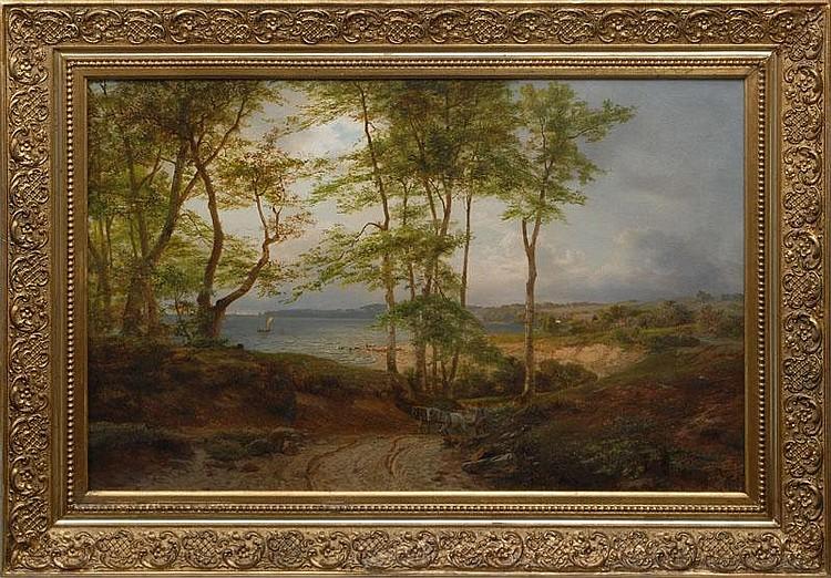 Mohrhagen Bernhard Born: Itzehoe 1814 Died:
