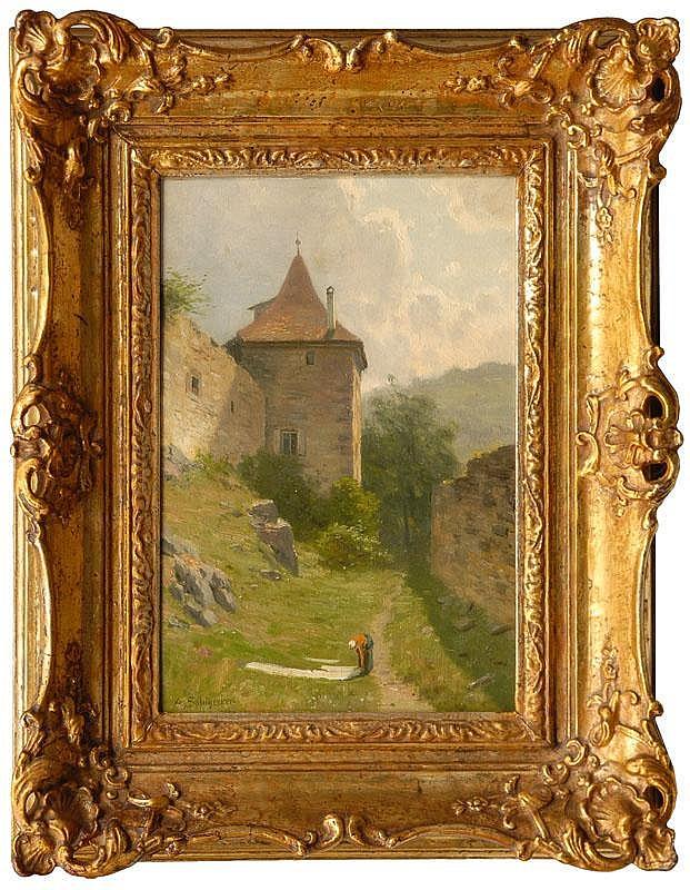 Splitgerber August Born: Steingaden 1844 Died: