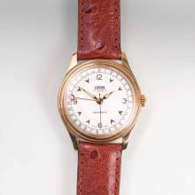 Oris  est. 1904 in Hölstein/ Switzerland <br>A gentleman's watch