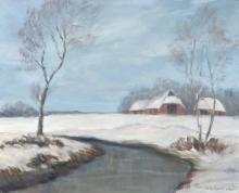 Fedor, Szerbakow Eckertsdorf 1911 - Lilienthal 2009 Winter