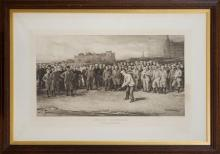 AFTER MICHAEL BROWN (1854-1947): OPEN GOLF CHAMPIONSHIP, ST. ANDREWS, 1895