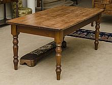 Pine Farm Table