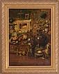ATTRIBUTED TO WILLIAM MERRITT CHASE: ARTIST'S STUDIO