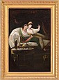 FOLLOWER OF HENRY FUSELI (1741-1825): AN AMOROUS COUPLE
