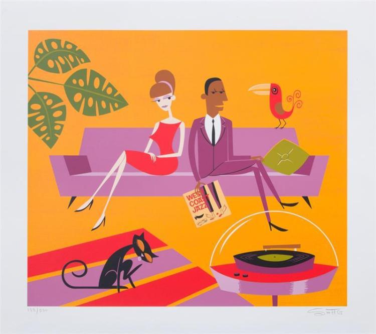 JOSH AGLE (b. 1962): WEST COAST JAZZ: FIVE IMPRESSIONS