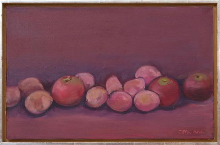ELLEN ADLER (b. 1927): FRUIT