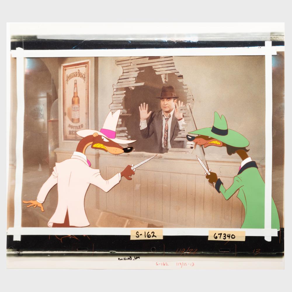 Animation Art: Walt Disney's Who Framed Roger Rabbit