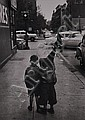 GEORGE ZIMBEL (b. 1929): TWO BOYS ON 35TH STREET, George Boys, Click for value