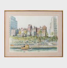 Woldemar Neufeld (1909-2002): Beekman Place Houses