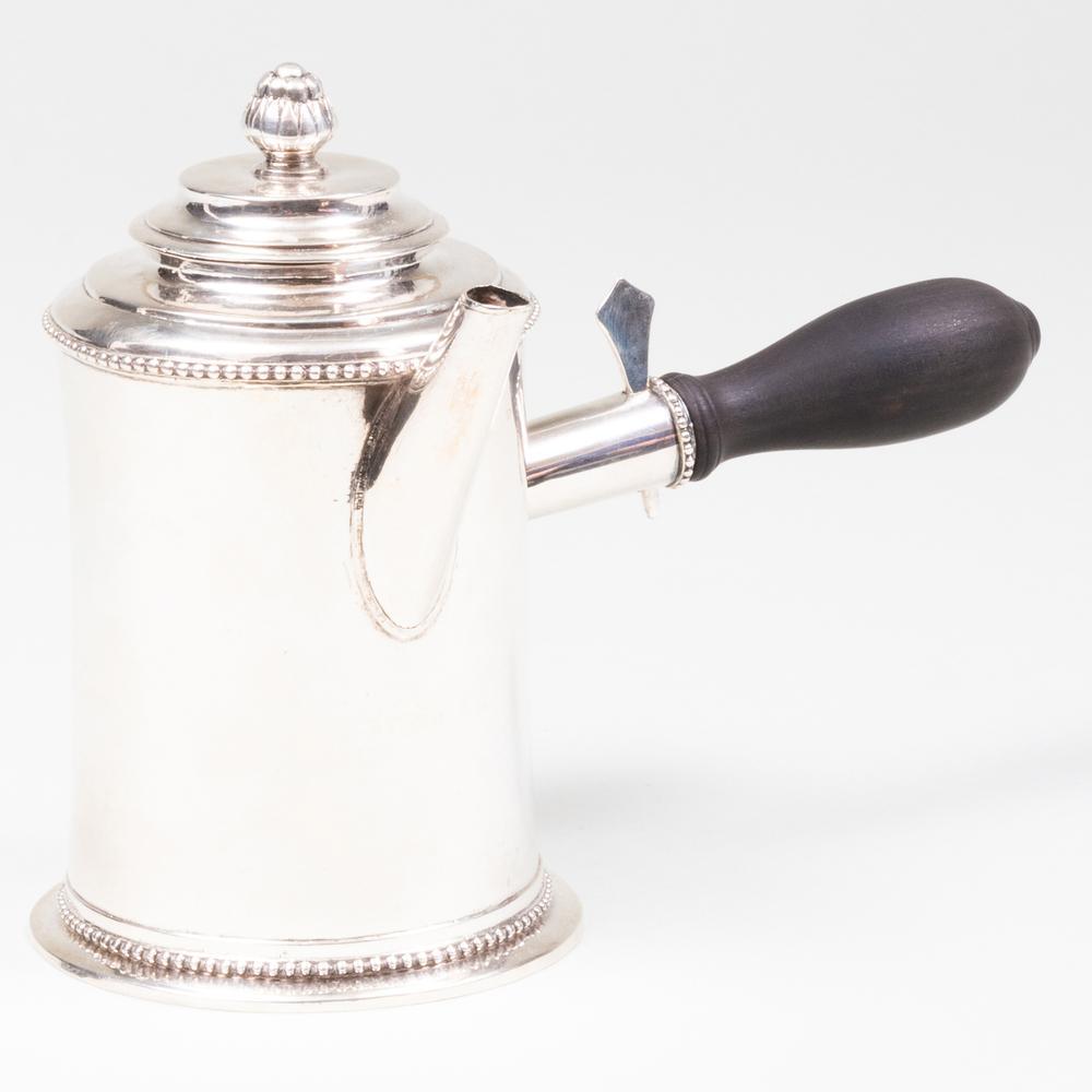 Swedish Silver Coffee Pot