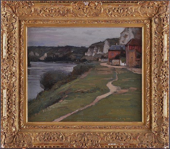 ROBERT HENRY LOGAN (1874-1942):