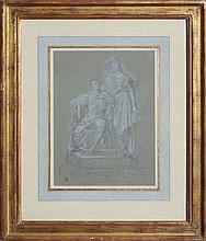 ALBERT-ERNEST CARRIER BELLEUSE (1824-1887): ROMAN FIGURES