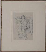 Henri Cartier-Bresson (1908-2004): Nu Ouvert