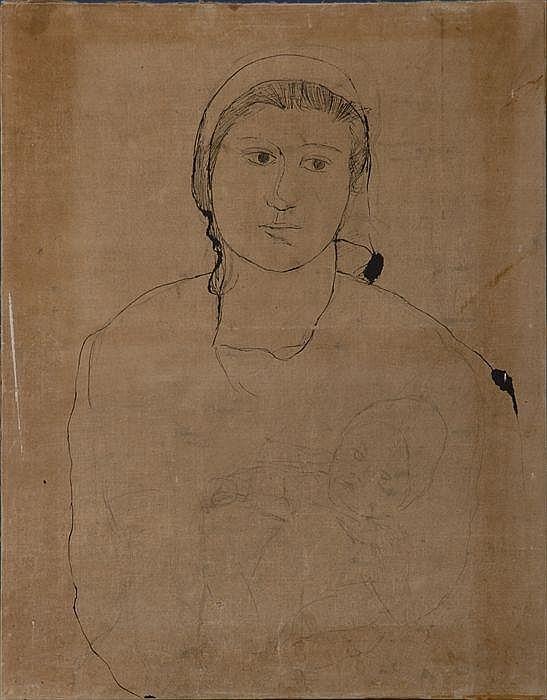 ERNESTO TRECCANI (b.1920):