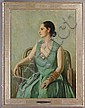 EDWARD LINTOTT (1875-1951): HELENA RUBINSTEIN, Edward Barnard Lintott, Click for value