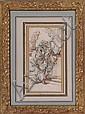 ATTRIBUTED TO GIACOMO DE PO (1652-1726): ST. JOSEPH HOLDING THE CHRIST CHILD, Giacomo del Po, Click for value