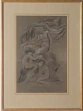 EVELYN DE MORGAN (1850-1919): PRELIMINARY STUDY FOR THE LITTLE SEA MAID