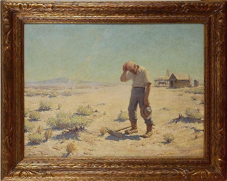 CLYDE FORSYTHE (1865-1962):