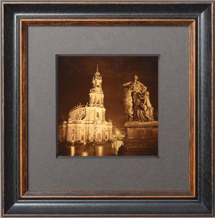 STEFAN FINDEL (b. 1951): ROYAL CHURCH DRESDEN