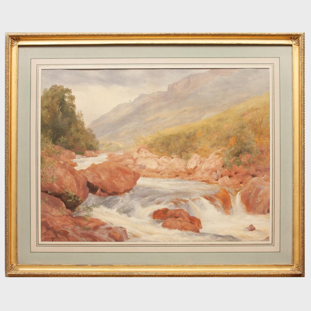John Henry Hill (1839-1922): Landscape