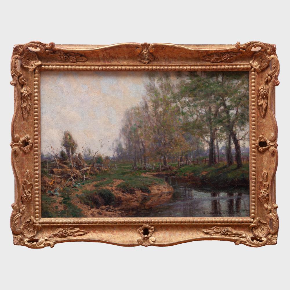 Hugh Bolton Jones (1848-1927): Spring Morning
