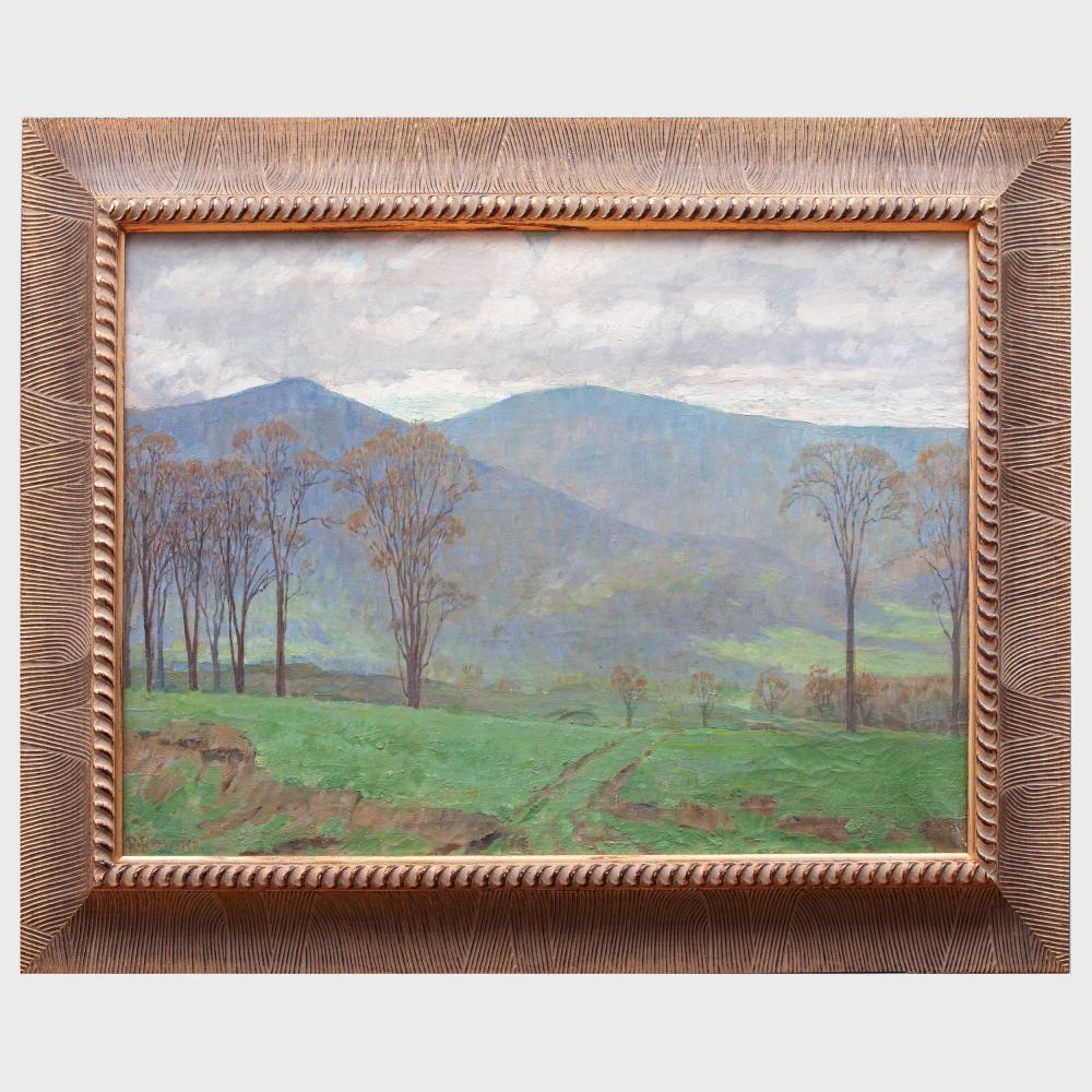 Anna Richards Brewster (1870-1952): Massachusetts Landscape