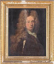 CIRCLE OF NICOLAS DE LARGILLIERE (1656-1746): PORTRAIT OF A GENTLEMAN