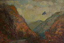 MARY FAIRCHILD LOW (1858-1946): KAATERSKILL CLOVE